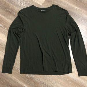 Mens JCrew Long Sleeve Shirt